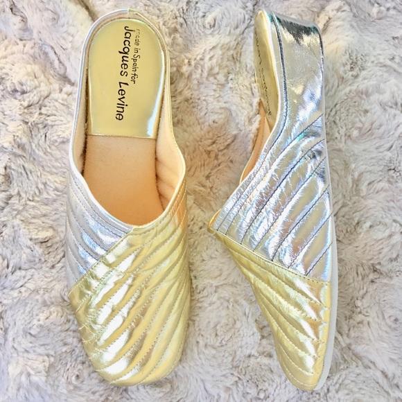 560053adf jacques Levine Shoes - 🆕Jacques Levine House shoe Slippers
